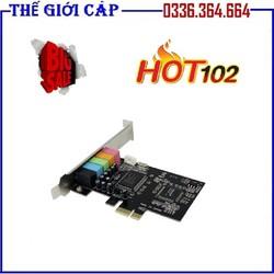 Card chuyển đổi PCI Express to Sound 5.1