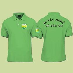 ÁO Bạn Hữu Đường Xa yêu nghề - màu loiu tặng logo
