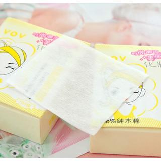 [QUÀ ĐỈNH OĐ] Kem Nền Kiêm Phấn Trang Điểm CC Cream Bioqua + tặng 100 miếng bông tẩy trang Hàn Quốc - 7715-1 7