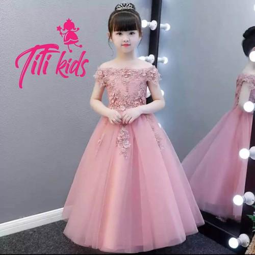 Đầm hồng hoa đào dài xòe phồng cực xinh – váy đầm công chúa bé gái thiết kế cao cấp - 20943555 , 24028414 , 15_24028414 , 800000 , Dam-hong-hoa-dao-dai-xoe-phong-cuc-xinh-vay-dam-cong-chua-be-gai-thiet-ke-cao-cap-15_24028414 , sendo.vn , Đầm hồng hoa đào dài xòe phồng cực xinh – váy đầm công chúa bé gái thiết kế cao cấp
