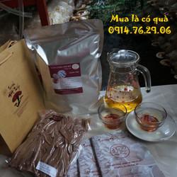 Xích Chi - nấm linh chi đỏ ĐẤT THÉP 100g - giống nấm: Việt Nam