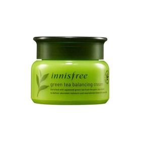 kem dưỡng da innisfree green tea balancing cream EX - innisfree trà