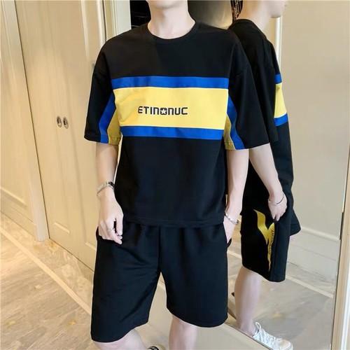 Bộ quần áo nam - bộ quần áo nam