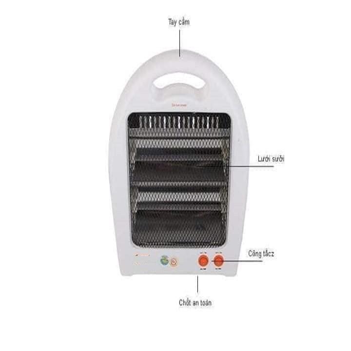 đèn sưởi - đèn sưởi CM8541, 2 bóng.