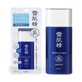 Kem chống nắng Kose Sekkisei White UV Milk 20ml - KO016