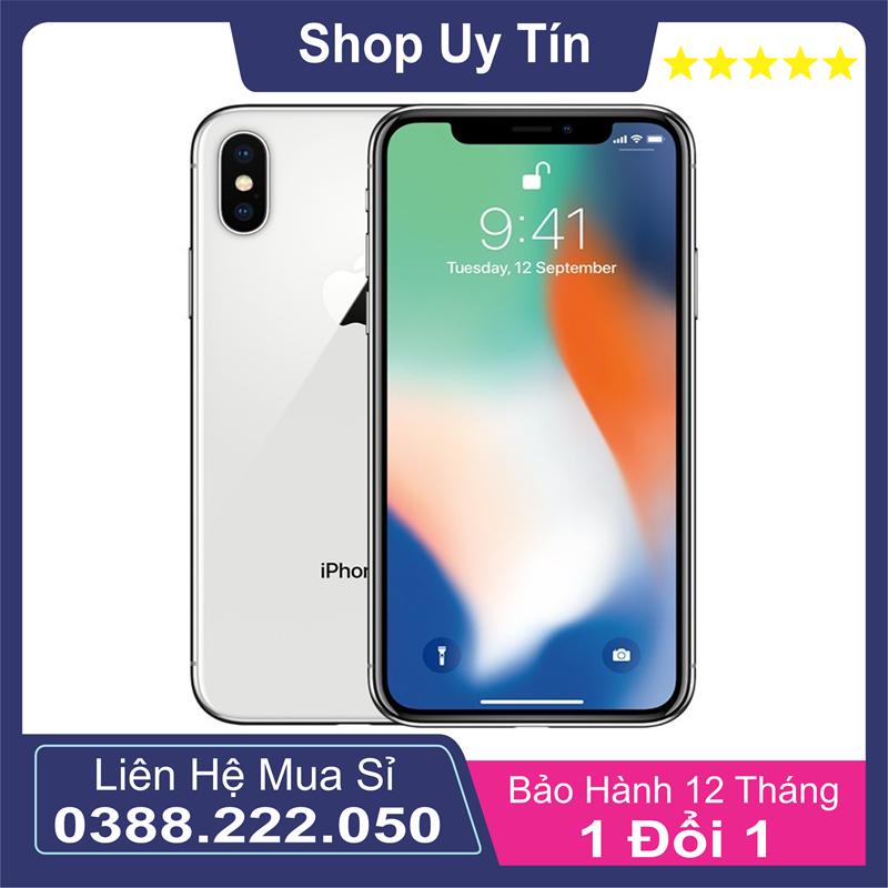 [Giá sốc] iphone x quốc tế  bảo hành 12 tháng
