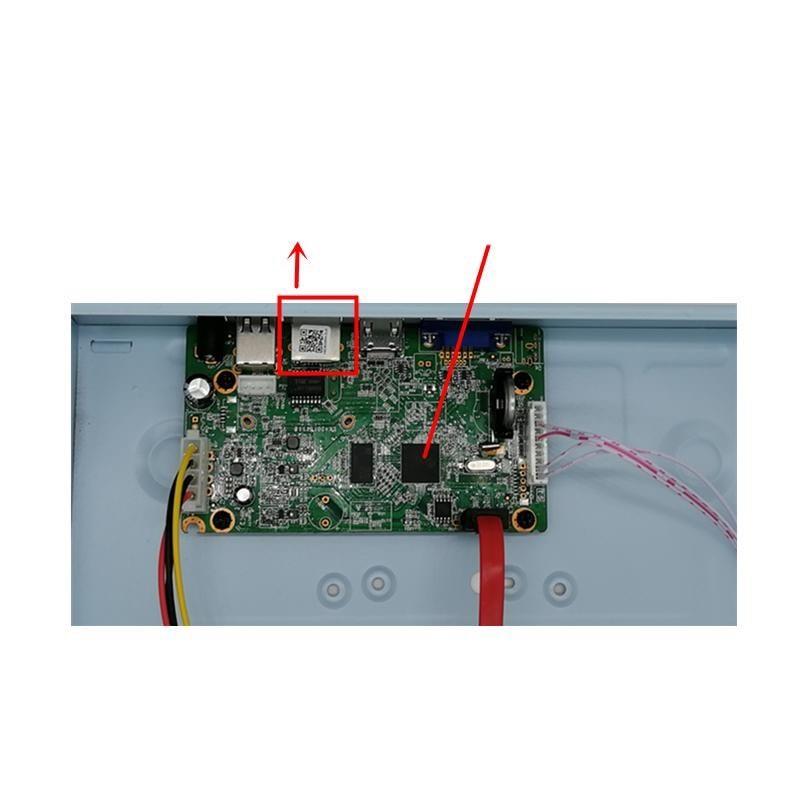 Đầu ghi Camera IP 8 kenh