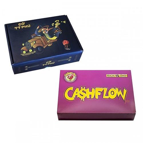 Set học làm giàu cho gia đình: cashflow người lớn chơi và cờ tỷ phú việt nam trẻ con chơi - 20942364 , 24026699 , 15_24026699 , 1019000 , Set-hoc-lam-giau-cho-gia-dinh-cashflow-nguoi-lon-choi-va-co-ty-phu-viet-nam-tre-con-choi-15_24026699 , sendo.vn , Set học làm giàu cho gia đình: cashflow người lớn chơi và cờ tỷ phú việt nam trẻ con chơi