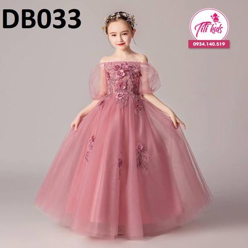 Freeship + tặng cài nơ - đầm hồng ruốc trễ vai dài có tay xòe xinh xắn - váy đầm công chúa bé gái thiết kế cao cấp - 20943572 , 24028433 , 15_24028433 , 700000 , Freeship-tang-cai-no-dam-hong-ruoc-tre-vai-dai-co-tay-xoe-xinh-xan-vay-dam-cong-chua-be-gai-thiet-ke-cao-cap-15_24028433 , sendo.vn , Freeship + tặng cài nơ - đầm hồng ruốc trễ vai dài có tay xòe xinh xắn