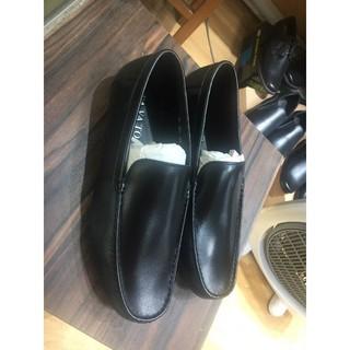 Giày lười big size cho người chân to-cam kết da bò thật - GLBS-00 thumbnail