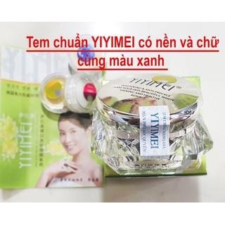 Bộ mỹ phẩm trị nám Yiyimei, mỹ phẩm dưỡng trắng và trị nám tàn nhang Yiyime, có kèm bộ thử và mặt nạ yiyimei. - Bộ Yiyimei 7