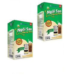 Combo 2 hộp sữa đặc Phương Nam 1.284kg