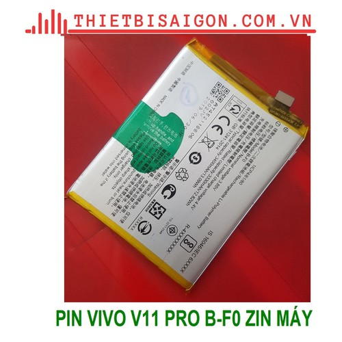 Pin vivo v11 pro b-f0 zin máy - 20954077 , 24043594 , 15_24043594 , 240000 , Pin-vivo-v11-pro-b-f0-zin-may-15_24043594 , sendo.vn , Pin vivo v11 pro b-f0 zin máy
