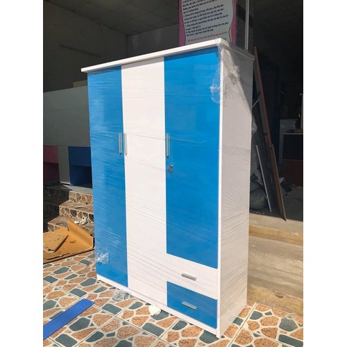 Tủ nhựa đài loan 3 cửa - 20957211 , 24047957 , 15_24047957 , 2299000 , Tu-nhua-dai-loan-3-cua-15_24047957 , sendo.vn , Tủ nhựa đài loan 3 cửa