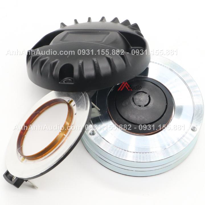 Treble Neo 450 dây dẹp , niền đồng tản nhiệt , coil dây dẹp - Neo 450 2
