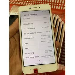 Điện thoại Xiaomi Redmi 4A - ROM 16GB - RAM 2GB Có Tiếng Việt,CH play