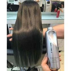 Kem ủ hấp tóc lụa tơ tằm FAKESHU