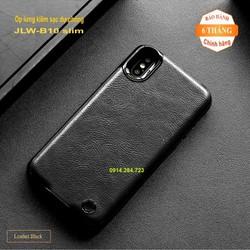 Ốp lưng kiêm sạc dự phòng JLW B10 Slim 3800mAh cho IPhone X