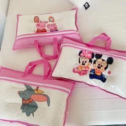 Set 10 Gối cao su Disney cho bé