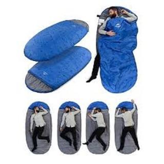 Túi ngủ du lịch, dã ngoại loại dày - Túi ngủ du lịch, dã ngoại. thumbnail