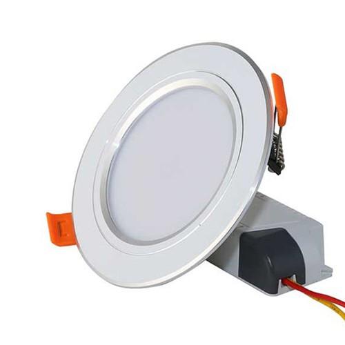 [Hot] đèn led âm trần downlight đổi màu at10 12w rạng đông viền bạc - 20956403 , 24046818 , 15_24046818 , 150000 , Hot-den-led-am-tran-downlight-doi-mau-at10-12w-rang-dong-vien-bac-15_24046818 , sendo.vn , [Hot] đèn led âm trần downlight đổi màu at10 12w rạng đông viền bạc
