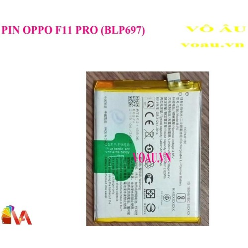 Pin oppo blp697 f11 pro zin máy - 19208760 , 24063230 , 15_24063230 , 229000 , Pin-oppo-blp697-f11-pro-zin-may-15_24063230 , sendo.vn , Pin oppo blp697 f11 pro zin máy