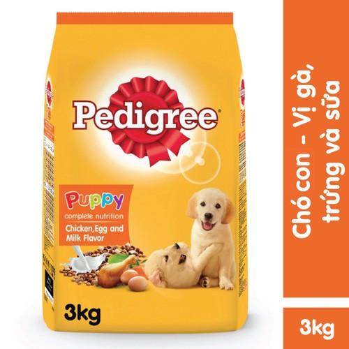 Thức ăn chó con pedigree vị gà trứng sữa túi 3kg tv - 19213609 , 24748121 , 15_24748121 , 257000 , Thuc-an-cho-con-pedigree-vi-ga-trung-sua-tui-3kg-tv-15_24748121 , sendo.vn , Thức ăn chó con pedigree vị gà trứng sữa túi 3kg tv