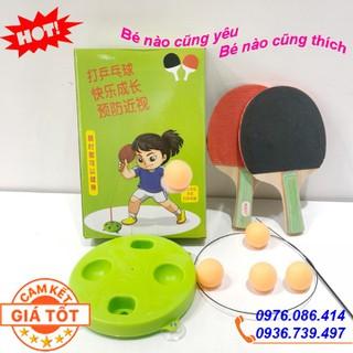 Bộ đồ chơi bóng bàn phản xạ - Bộ đồ chơi bóng bàn phản xạ thumbnail
