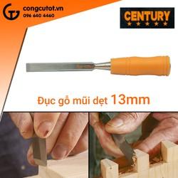 Mũi đục gỗ dẹt 13mm Century