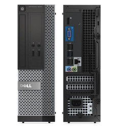 MÁY TÍNH ĐỂ BÀN DELL OPTIPLEX 3020 SFF CPU I5 4590