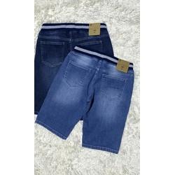 Jeans ngố lưng thun