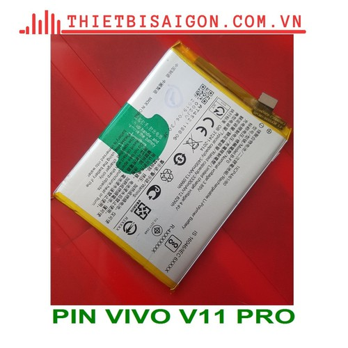 Pin vivo v11 pro - 20953557 , 24043022 , 15_24043022 , 189000 , Pin-vivo-v11-pro-15_24043022 , sendo.vn , Pin vivo v11 pro