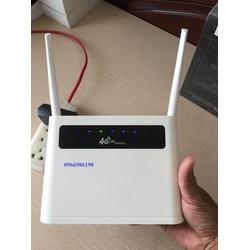 Thiết bị phát sóng wifi từ sim 3g, 4g ZTE MF09 - Truy cập 32 thiết bị, có cổng lan ra cho camera, xe oto khách