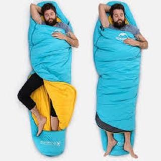 Túi ngủ du lịch cắm trại - Túi ngủ du lịch cắm trại thumbnail