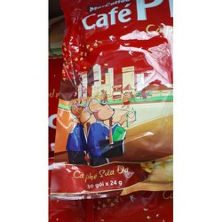 Cà phê sữa đá Café Phố - Bịch 30 Gói