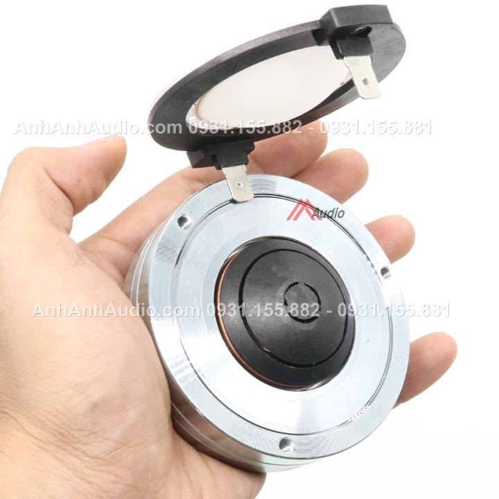 Treble Neo 450 dây dẹp , niền đồng tản nhiệt , coil dây dẹp - Neo 450 3