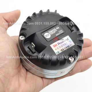 Treble Neo 450 dây dẹp , niền đồng tản nhiệt , coil dây dẹp - Neo 450 6
