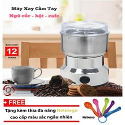 Xay cafe -  xay ngũ cốc - xay bột