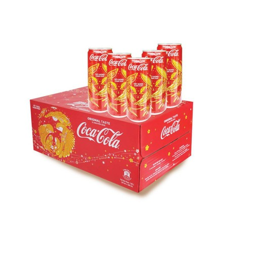 Thùng nước ngọt coca cola lon 330ml - 20986396 , 24088823 , 15_24088823 , 215000 , Thung-nuoc-ngot-coca-cola-lon-330ml-15_24088823 , sendo.vn , Thùng nước ngọt coca cola lon 330ml