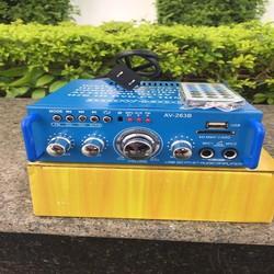 amply bluetooth ampli mini BLJ 263 hàng siêu khỏe