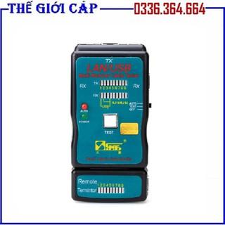 Thiết bị test cáp mạng, Hộp kiểm tra dây mạng đa năng CT-168 - Test mạng CT-168 thumbnail
