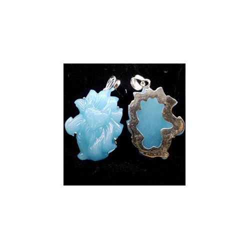 Mặt đá hồ ly chúa 9 đuôi đá aquamarine bọc bạc tặng kèm dây đeo - 20984755 , 24086889 , 15_24086889 , 620000 , Mat-da-ho-ly-chua-9-duoi-da-aquamarine-boc-bac-tang-kem-day-deo-15_24086889 , sendo.vn , Mặt đá hồ ly chúa 9 đuôi đá aquamarine bọc bạc tặng kèm dây đeo