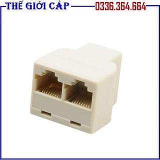 Đầu nối dây mạng RJ45 1 ra 2 - Đầu nối dây mạng RJ45 1 ra 2 thumbnail