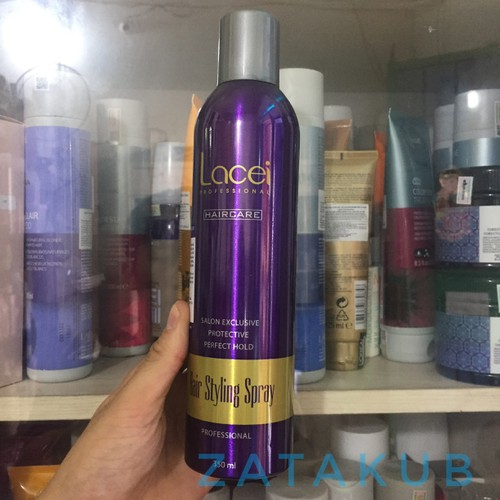 Keo xịt  bóng tóc lacei hair styling spray 350ml - 20974116 , 24071587 , 15_24071587 , 189000 , Keo-xit-bong-toc-lacei-hair-styling-spray-350ml-15_24071587 , sendo.vn , Keo xịt  bóng tóc lacei hair styling spray 350ml