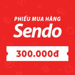 [E-voucher] PHIẾU MUA HÀNG SENDO TRỊ GIÁ 300.000 ĐỒNG