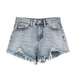Quần short jeans nữ baby