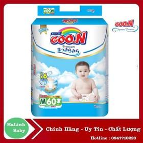 Bỉm Goon Premium Quần-Dán [S70-M56-L50-XL46-M60-L46-XL42-XXL36] - Premium