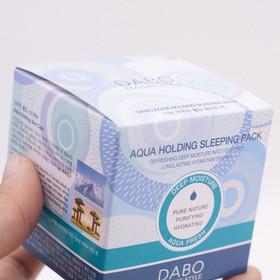 KEM DƯỠNG DA BAN ĐÊM - DABO AQUA SLEEPING PACK-2