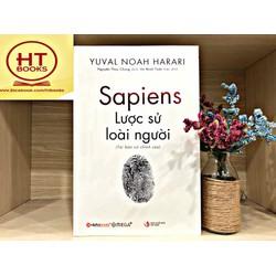 Sách Omega Plus – Sapiens – Lược sử loài người