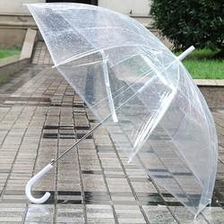Dù trong suốt ô dù thời trang dù đi mưa loại lớn 75x90 cm Cung cấp bởi Asam
